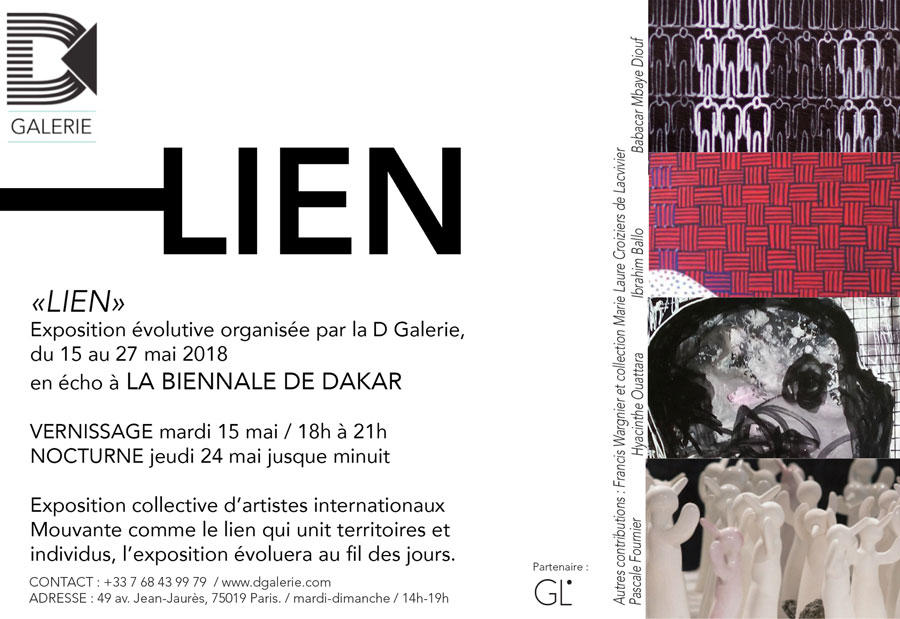 Exposition Lien - D Galerie
