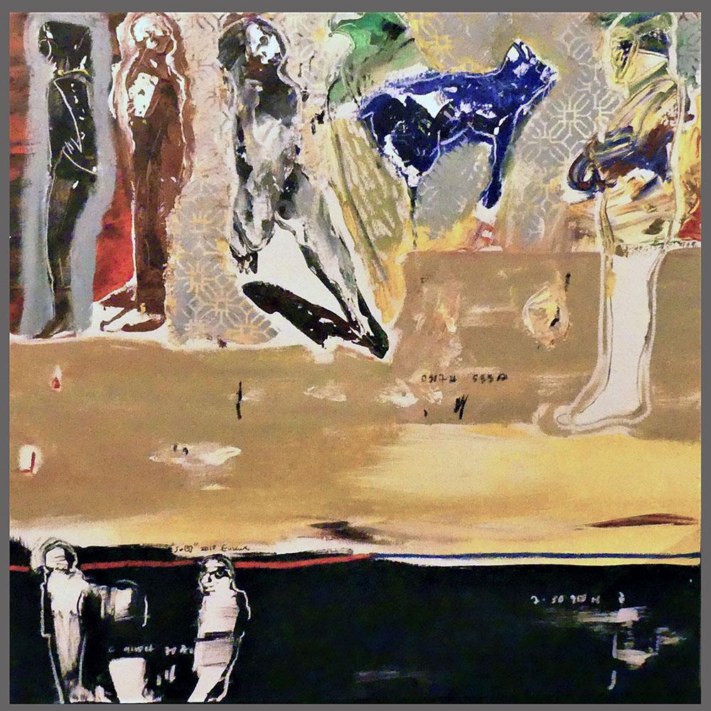 Soly Cissé, D Galerie - Je vois un oiseau