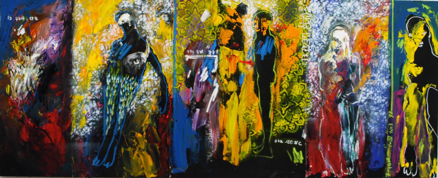 Soly Cissé - D Galerie