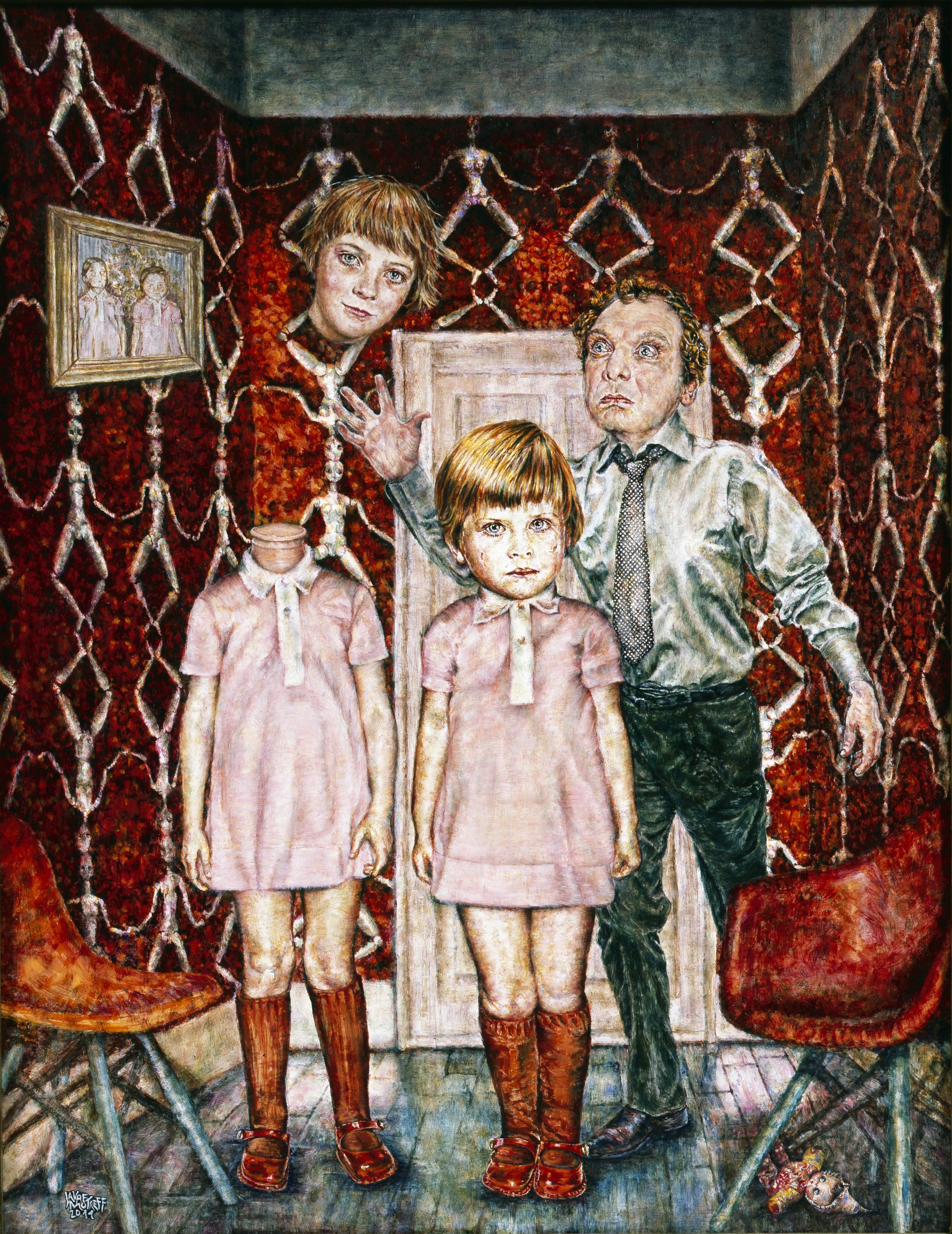 Laure Motreff Les chaussettes rouges